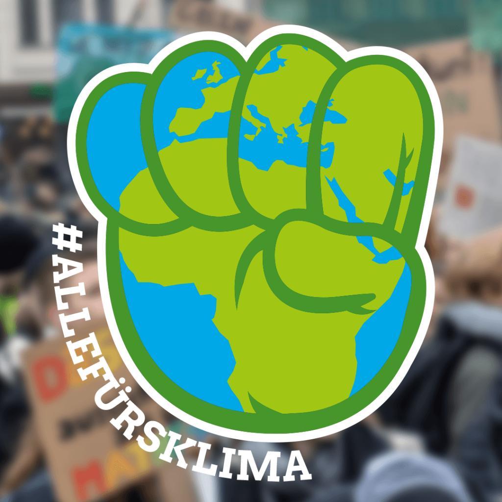 Bist Du auch dabei?       Klimademo am Freitag, den 20.09 in Kleve ab 10 Uhr