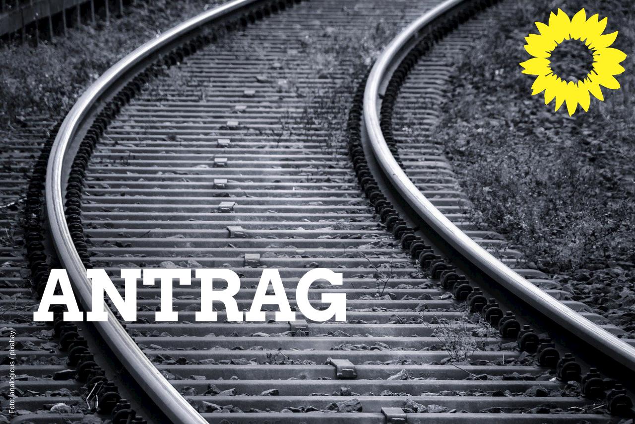 Antrag: Reaktivierung der Bahnstrecke Kleve – Nijmegen